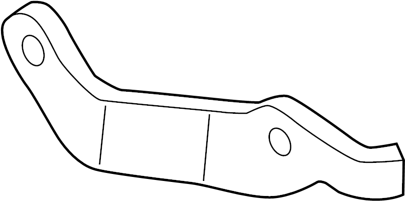 nissan murano alternator bracket  harness  engine  front