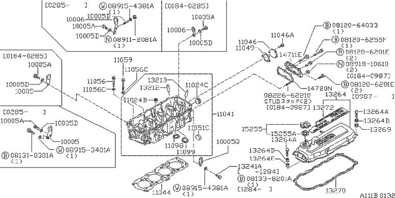 1996 Nissan 200sx Engine Diagram - Wiring Diagrams Datnielsenselinetrouwen.nl