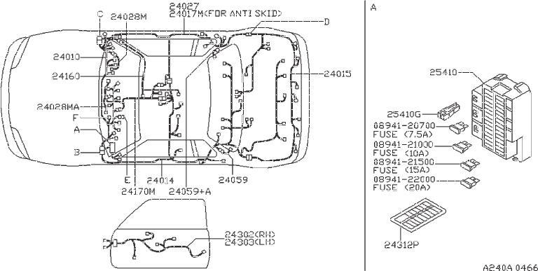Datsun Pickup Condenser Ignition Coil